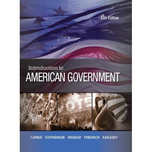 Introduction to American Government, Study Guide