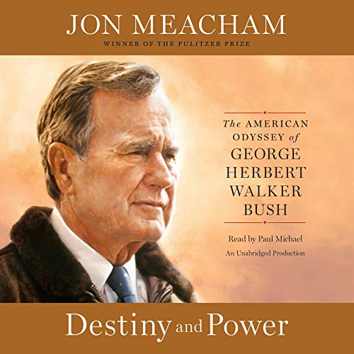 audio book george bush - 9