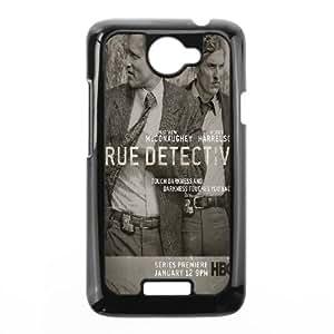 True Detective HTC One X Cell Phone Case Black Pretty Present zhm004_5024567