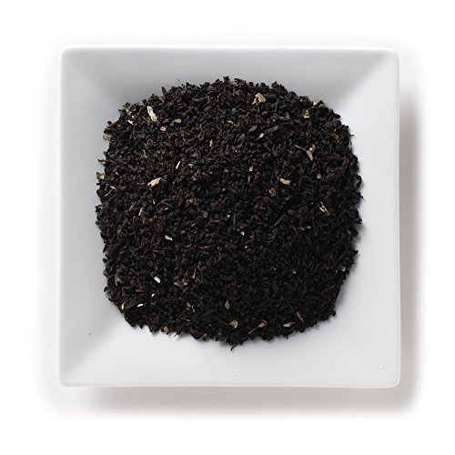 Huckleberry Raspberry - Mahamosa Flavored Black Tea Blend Loose Leaf (Looseleaf) - Black Fruits (black currant, blackberry, huckleberry) Tea 2 oz