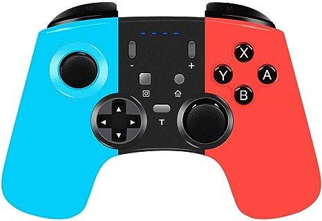 Controlador inalámbrico para Nintendo Switch Controlador Gamepad ...