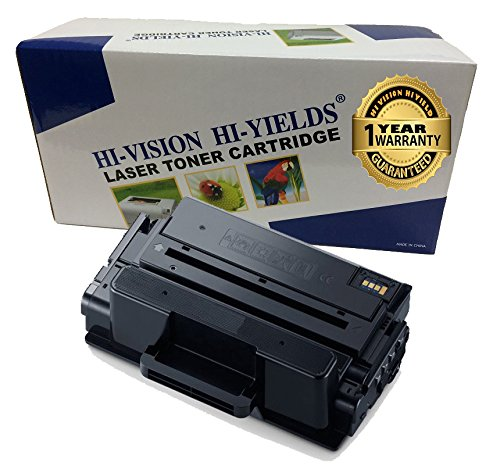 - HI-VISION Compatible MLT-D203L / XAA High Yield Laser Toner Cartridge for Samsung ProXpress M3320ND, M3370FD, SL-M3820DW, M3870FW, M4020ND, M4070FR Printer (203L, Black 1 Pack)