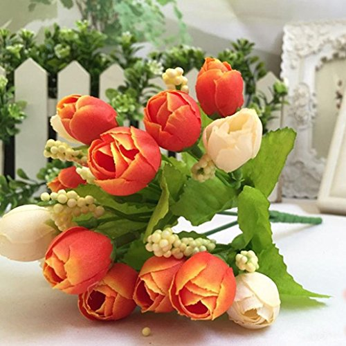 Who wants this clearance artificial plants clearance yes we coupon silk artificial flowers leaf fake plant gifts garden wedding festival balcony courtyard home party events table mightylinksfo