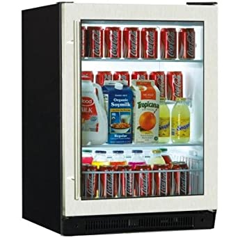 haier bc100gs 150 can beverage center - Beverage Center