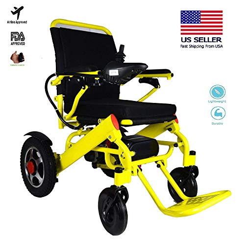 Mobile Aid Scooter, Intelligent Electric Motorized Wheelchair, Portabl