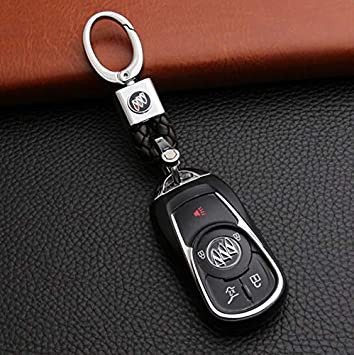 1pc Keychain Lanyard Badge Holder Accessories Car Products Compatible Fit For USA Auto Model Ford Conti