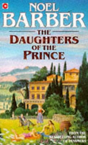 book cover of The Daughters of the Prince
