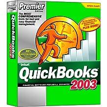 QuickBooks Premier 2003