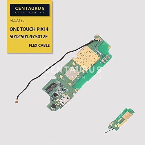 Puerto De Carga Para Alcatel One Touch Pixi 4 Ot-5012 5012g