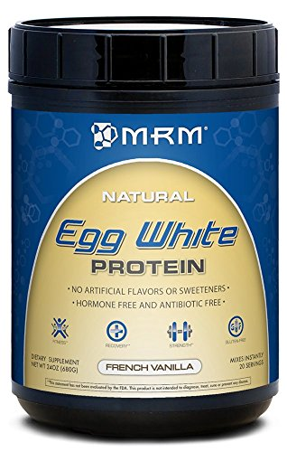 MRM All Natural Egg White Prot...