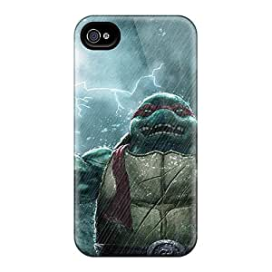 Mylisa Design High Quality Teenage Mutant Ninja Turtles Cover Case With Excellent Style For Iphone 4/4s