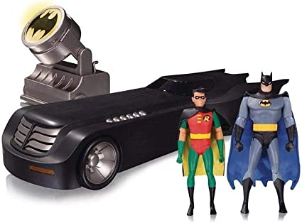 BATMAN ANIMATED SERIES ROBIN FIGURE DC COLLECTIBLES