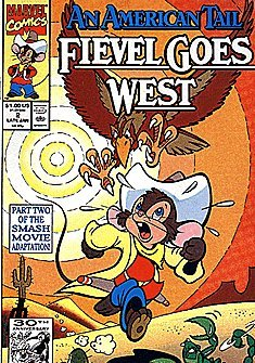 An American Tail: Fievel Goes West (1991 series) #2