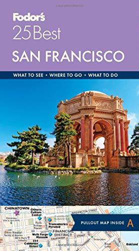 Fodor's San Francisco 25 Best (Full-color Travel Guide)