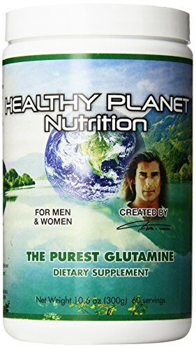 Healthy Planet Glutamine, 10.6 Ounce by Healthy Planet