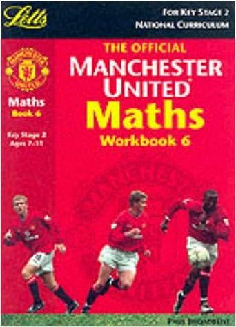 **OP**KS2 Manchester United: Maths Book 6 (Official Manchester United maths)