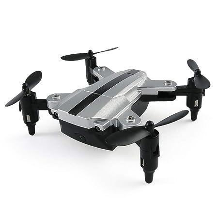 Drone 480P HD Videocámara WiFi FPV Drone Quadcopter Suspensión ...