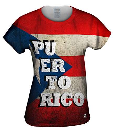 Yizzam Dirty Puerto TShirt Womens product image
