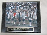 Los Angeles Rams FEARSOME FOURSOME Collector Plaque #1 w/8x10 Photo