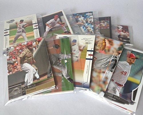 Superior Sports Investments MLB Baseball Cards Party Favors - (10) Sets of 10 Baseball Cards Gift Set Goody Bags (Best Baseball Card Investments)