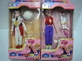 Dream pocket Legally Honey F figure Cutie Honey & Hurricane Honey a total of two bodies set