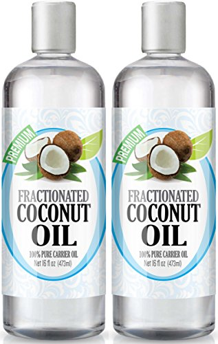 Fractionated Coconut Oil 16oz Aromatherapy