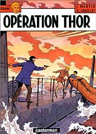 Lefranc, tome 06 : Opération Thor par Jacques Martin