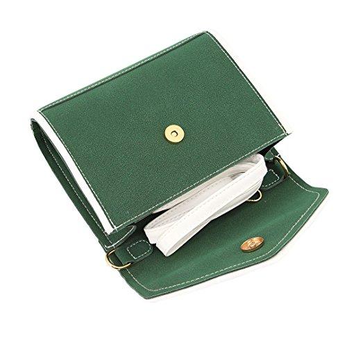 Sposa Verde Borsa Donna Da Attraversato Boutique R5qw6ngCx