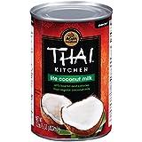 fresh coconut meat - Thai Kitchen Lite Coconut Milk, 13.66 fl oz (Case of 12)
