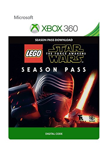 LEGO Star Wars: The Force Awakens Season Pass - Xbox 360 Digital Code