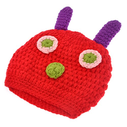 Foxnovo Cute Caterpillar Style Baby Infant Newborn