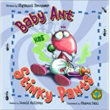 Bugseye View Board Books Baby Ant Has Stinky Pants