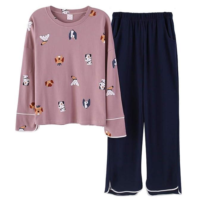 MEIXIA Batas Ropa De Dormir Conjuntos De Pijamas Pijamas De ...