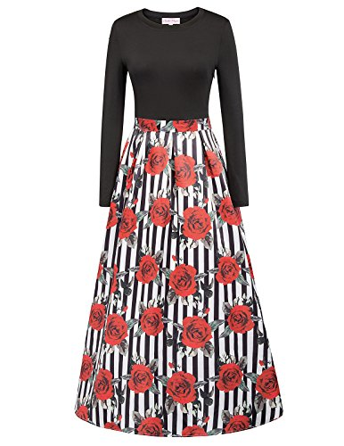 60s fashion maxi dresses - 3