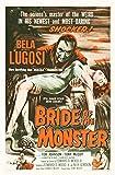 Bride Of The Monster (1955) Original Movie Poster