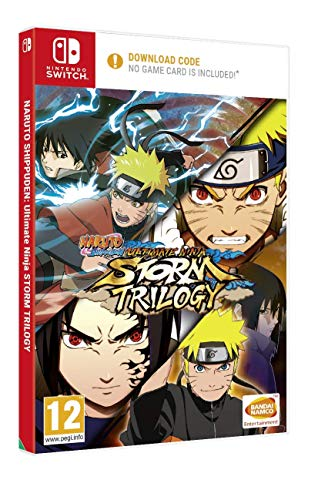 - Naruto Shippuden: Ultimate Ninja Storm Trilogy Nintendo Switch