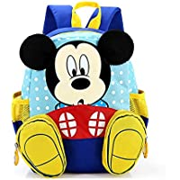 Kid's Cartoon Mickey Kindergarten Backpack