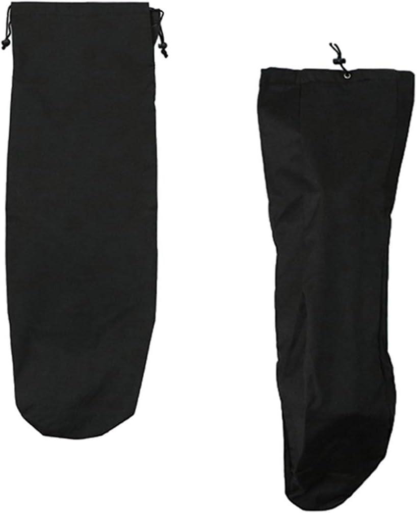 Baoblaze Sac de Transport de Skateboard en Tissu 600D Oxford Couvercle /à Cordon Bandouli/ère R/églable Noir