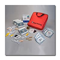 Paquete de 4 unidades de entrenamiento para desfibrilador de CPR Practi-Trainer Essentials AED, WNL # WL120ES10-4