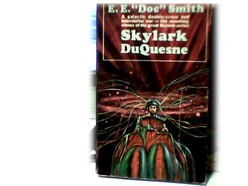4 BOOKS~Second Stage Lensman (Lensman Series #5), Children of the Lens(#6 series), Skylark Duquesne, The skylark of Space