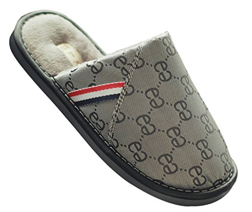 Pantofole Da Casa Morbide Calde Comode Pantofole Da Donna Grigie