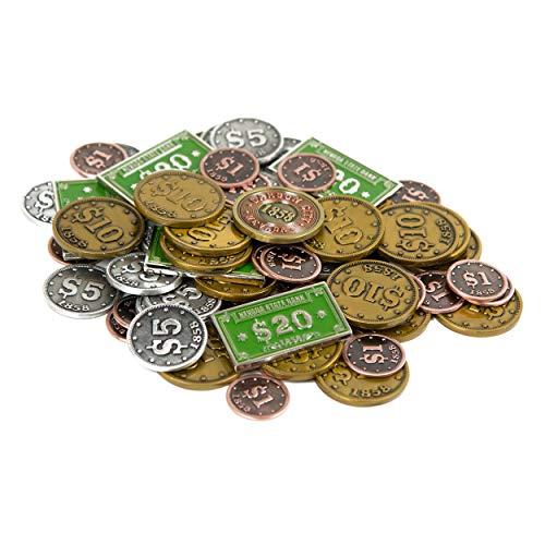 The Broken Token: Carson City Metal Coins - Toy Money