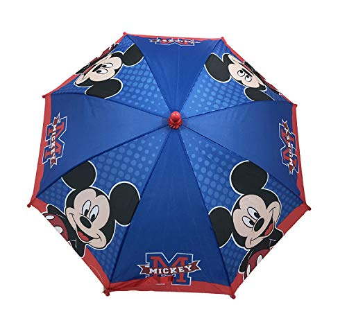 (Disney Junior Disney Mickey Mouse Boys' Red and Blue Polyester)