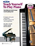 Alfred's Teach Yourself to Play Piano: Everything