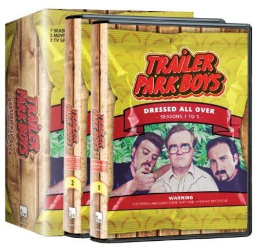 Trailer Park Boys: Dressed All Over - Complete Collection (The Best Dressed Kid)