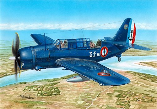 Special Hobby SH72350Model Kit SB2°C Helldiver–The, used for sale  Delivered anywhere in USA