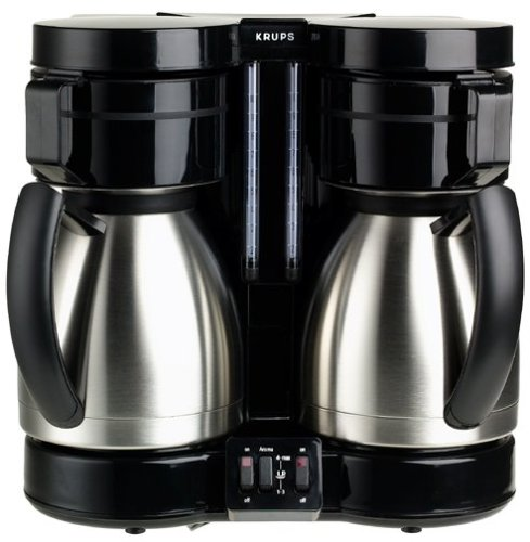 Krups-324-42-DuoThek-10-Cup-Dual-Thermal-Coffeemaker-Stainless-Steel