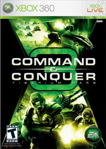 Command & Conquer 3: Tiberium Wars - Xbox 360 (Command And Conquer Red Alert 3 Units)