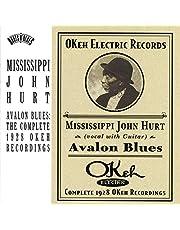 Avalon Blues: Complete 1928 Okeh Recordings