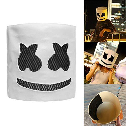 Doublele - Máscara de Adulto para DJ, Marshmello, Fiesta de ...